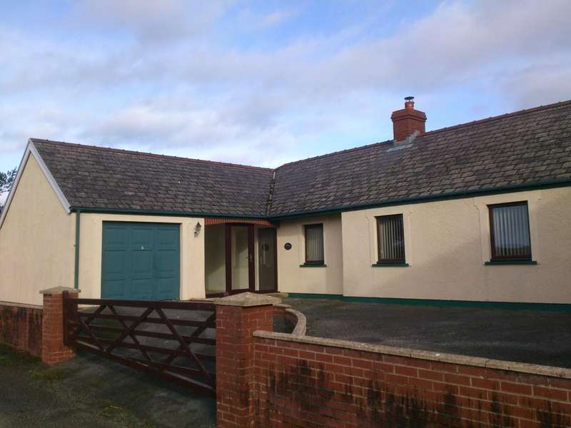 4 Bedrooms Detached Bungalow for rent in Nyth Y Deryn, Tufton, Clarbeston Road