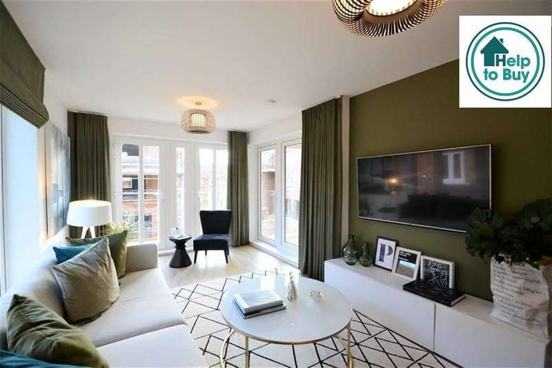 2 Bedrooms Flat for sale in Broadwater Gardens, Orpington, Kent