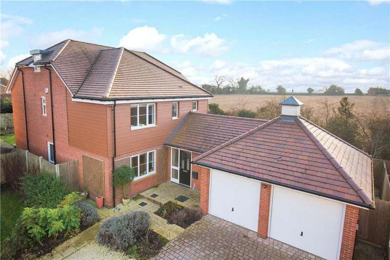 6 Bedrooms Detached House for sale in Miley Close, Harpenden, Hertfordshire