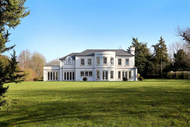 6 Bedrooms Detached House for sale in Hawthorn Hill, Warfield, Berkshire, RG42