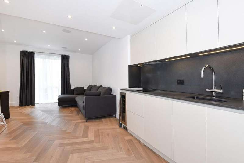 1 Bedroom Flat for sale in New Kings Road, Fulham