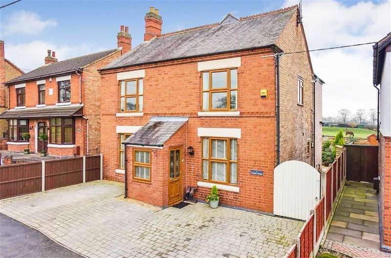 4 Bedrooms Detached House for sale in Newbold Heath