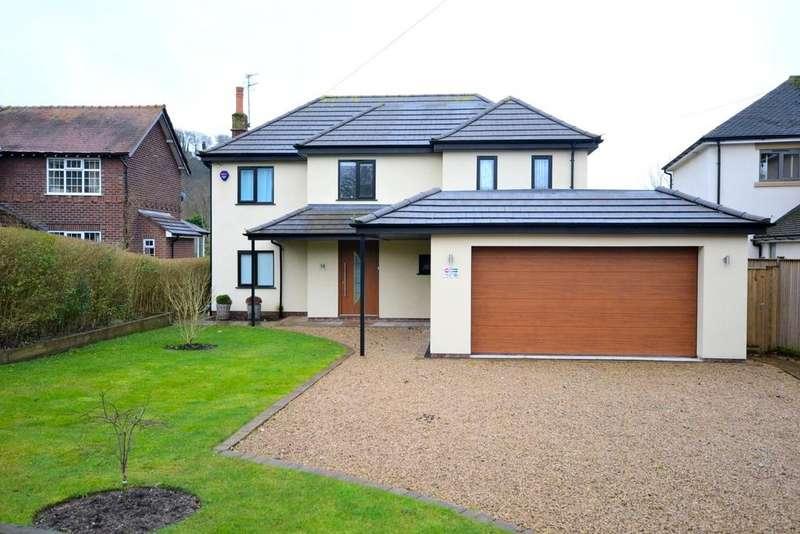 4 Bedrooms Detached House for rent in Moss Road, Alderley Edge