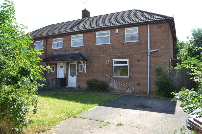 3 Bedrooms Semi Detached House for sale in Angerstein Road, Scunthorpe, North Lincolnshire, DN17