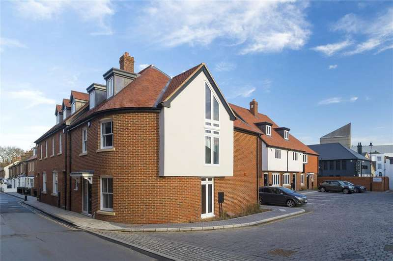 4 Bedrooms End Of Terrace House for sale in Sudbury Mews, Pound Lane, Canterbury, Kent