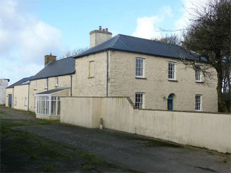 8 Bedrooms Detached House for sale in Llanreithan House, Mathry, Haverfordwest, Pembrokeshire