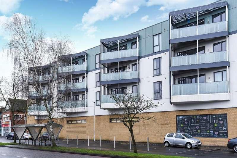 2 Bedrooms Flat for sale in Glebe Way West Wickham BR4