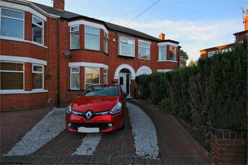3 Bedrooms Terraced House for sale in Wensley Avenue, Hull, HU6