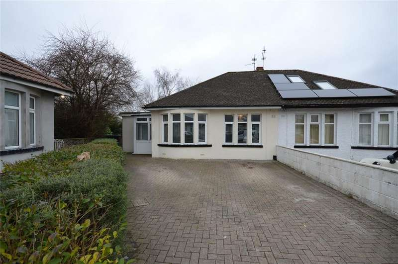 3 Bedrooms Semi Detached Bungalow for sale in Glas-y-Pant, Whitchurch, Cardiff, CF14