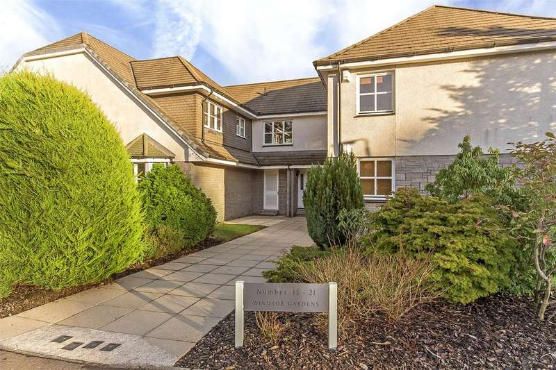 2 Bedrooms Flat for sale in 15 Windsor Gardens, Auchterarder, Perth and Kinross, PH3