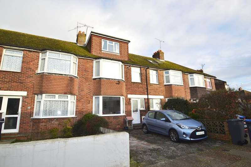 4 Bedrooms Terraced House for sale in Greenland Road, Worthing, BN13 2RR