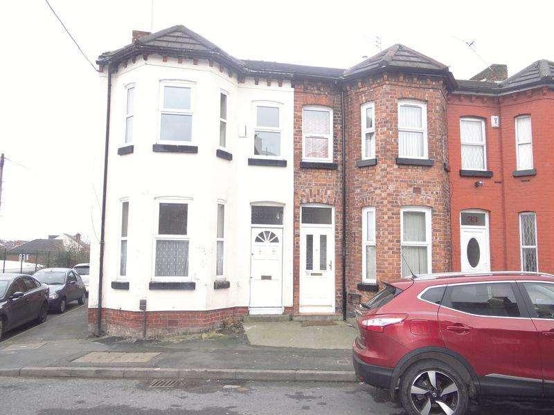 3 Bedrooms Terraced House for rent in Mount Grove, Birkenhead