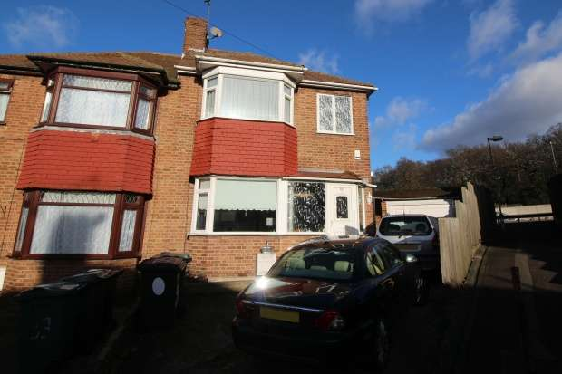 3 Bedrooms Semi Detached House for sale in Longacre Road, London, Greater London, E17 4DT