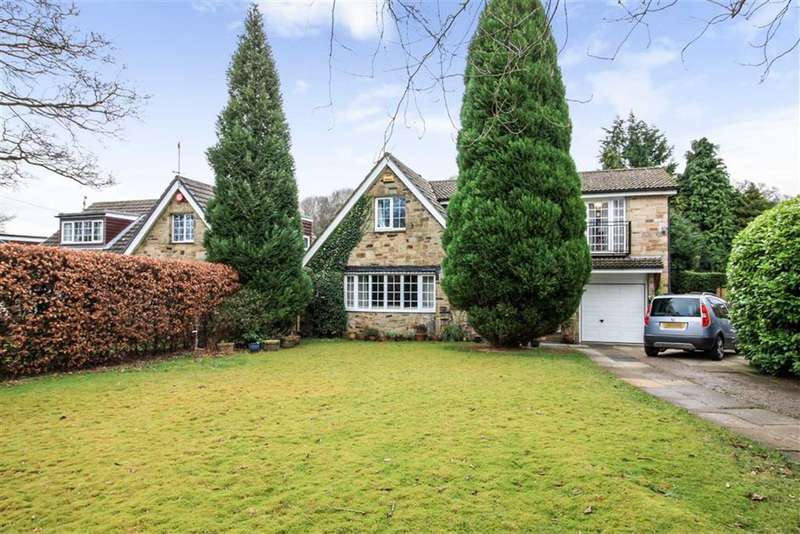 5 Bedrooms Detached House for sale in Caldercliffe Road, Taylor Hill, Huddersfield