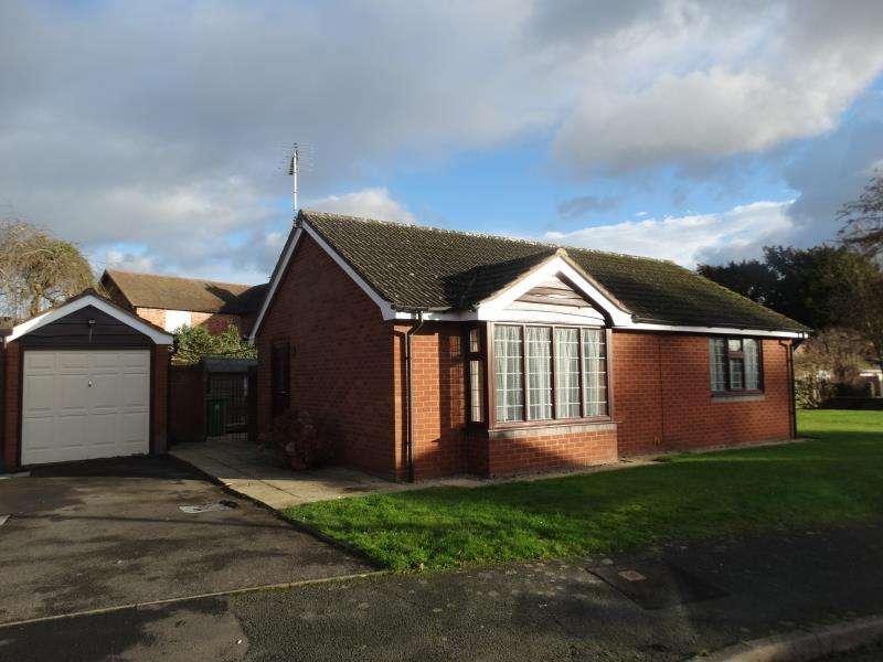 2 Bedrooms Bungalow for rent in 2 Fernbrook, Dorrington, Shrewsbury,SY5 7HY