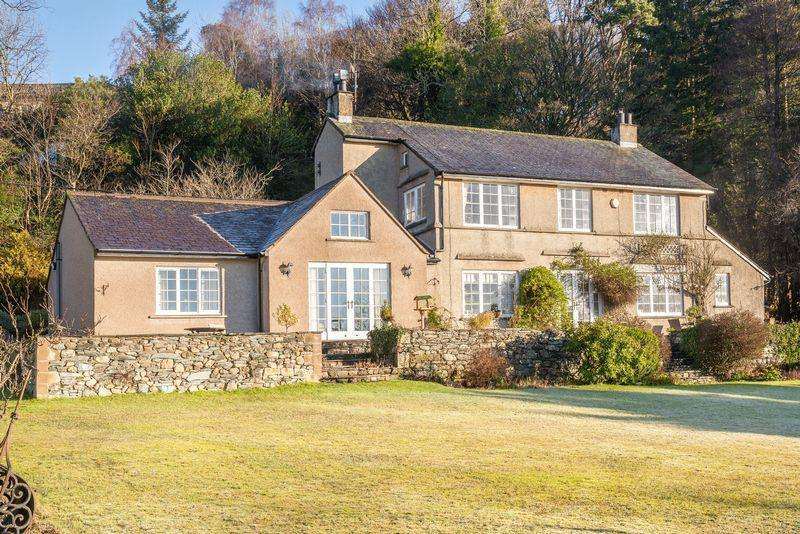6 Bedrooms Detached House for sale in Little Orchard, North Row, Bassenthwaite, Keswick
