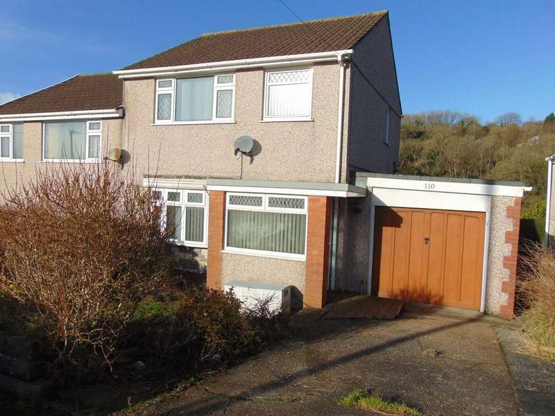 3 Bedrooms Semi Detached House for sale in Dolau Fan Road, Burry Port