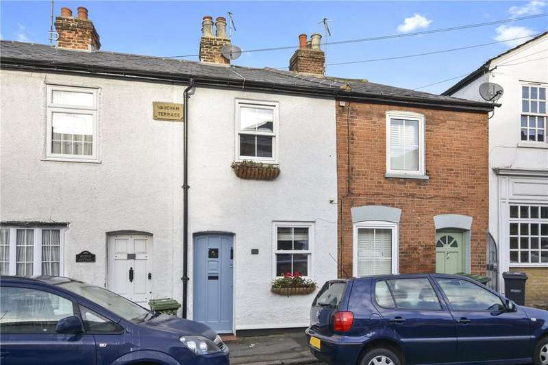 2 Bedrooms Terraced House for sale in Middle Road, Harrow, Middx, HA2