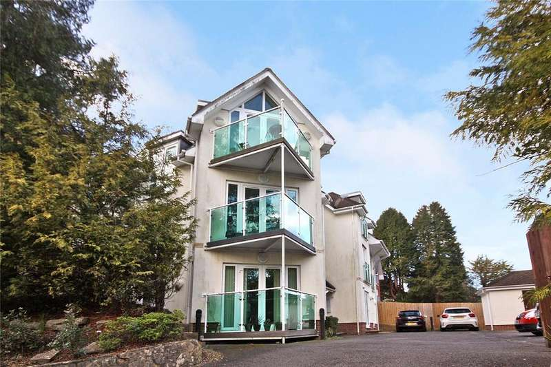 2 Bedrooms Flat for sale in Surrey Road, Bournemouth, Dorset, BH4