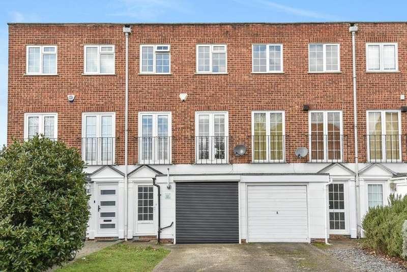 3 Bedrooms Town House for sale in Hayne Road, Beckenham
