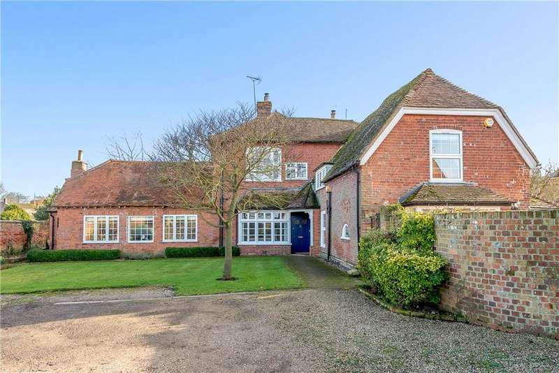 4 Bedrooms Semi Detached House for sale in Ewelme, Wallingford, OX10