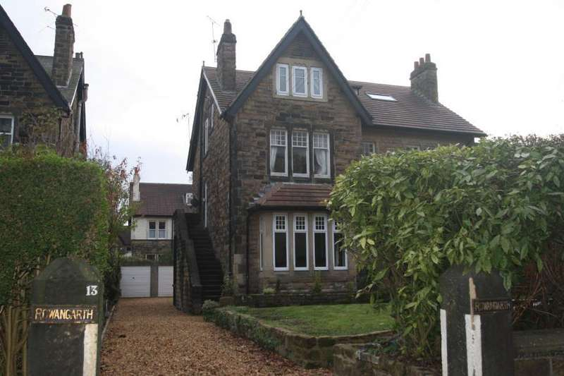 2 Bedrooms Flat for rent in NORTH PARK ROAD, ROUNDHAY, LEEDS, WEST YORKSHIRE, LS8 1JD