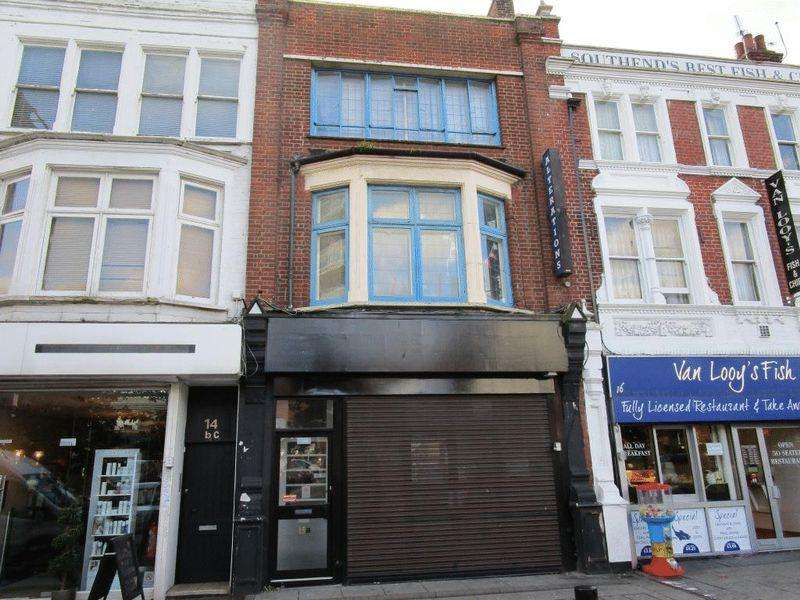 4 Bedrooms Flat for rent in Clifftown Road, Southend-On-Sea