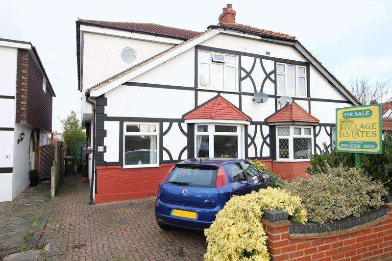 5 Bedrooms Semi Detached House for sale in Beech Avenue, Sidcup, DA15 8NH