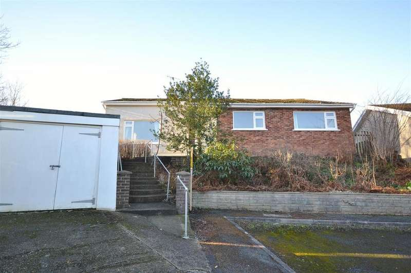 4 Bedrooms Detached Bungalow for sale in Goodwick