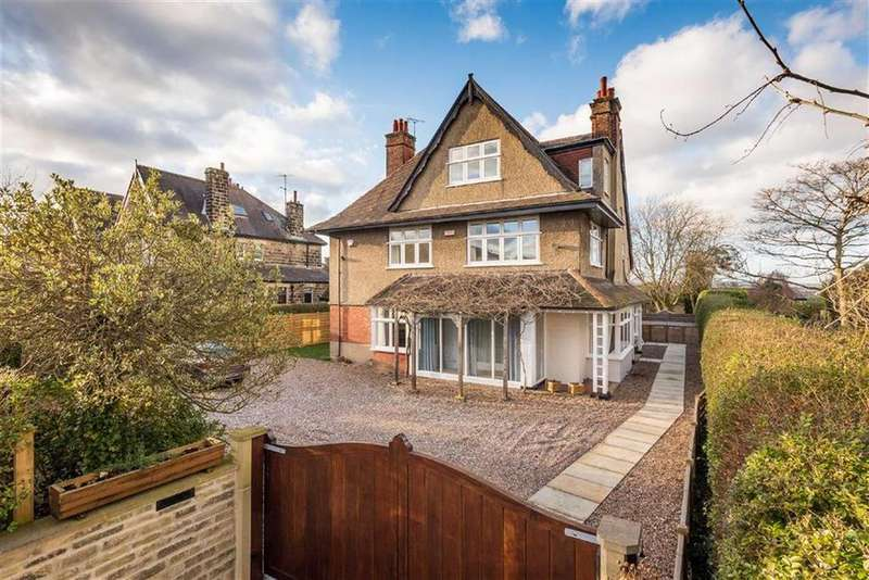 6 Bedrooms Detached House for sale in Duchy Road, Harrogate, North Yorkshire