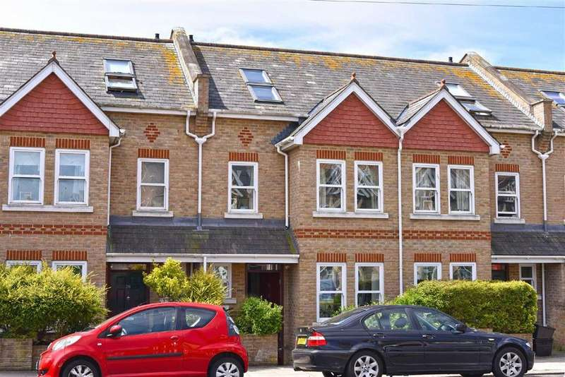 3 Bedrooms Terraced House for sale in Marmion Road, Hove
