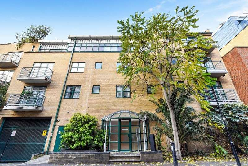 2 Bedrooms Flat for sale in Pear Tree St. EC1V