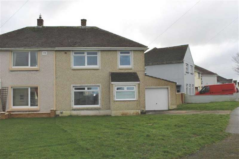 3 Bedrooms Semi Detached House for sale in Picton Road, Hakin, Milford Haven