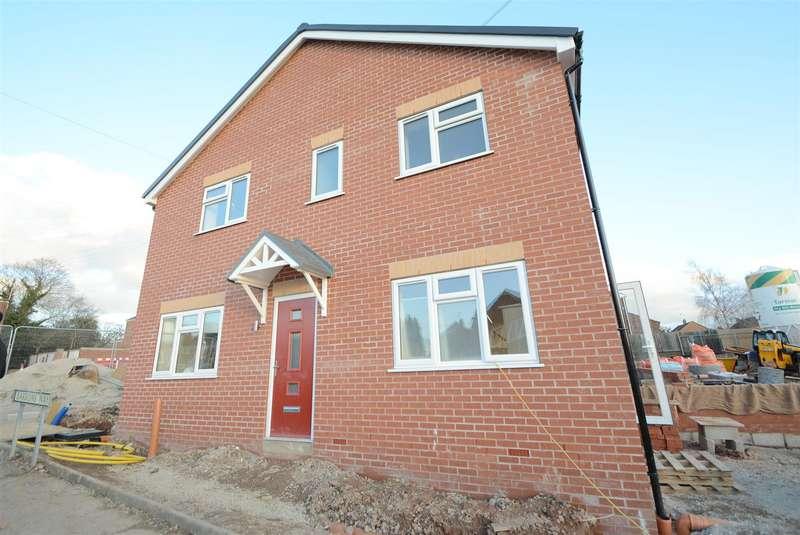 2 Bedrooms Semi Detached House for sale in Barrons Way, Borrowash
