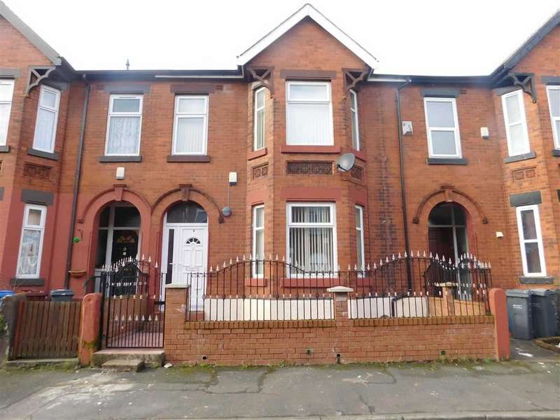 6 Bedrooms Terraced House for sale in Harley Avenue, Manchester