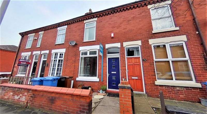 2 Bedrooms Terraced House for sale in Old Chapel Street, Edgeley, Stockport