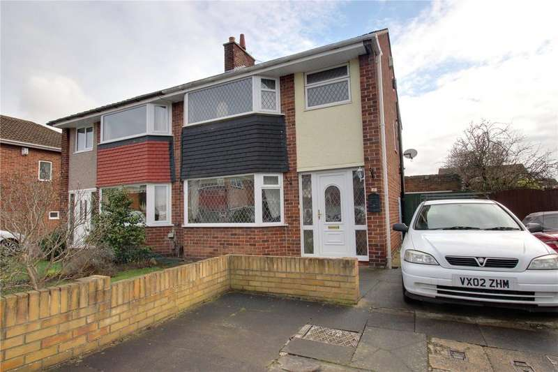 3 Bedrooms Semi Detached House for sale in Cornsay Close, Acklam