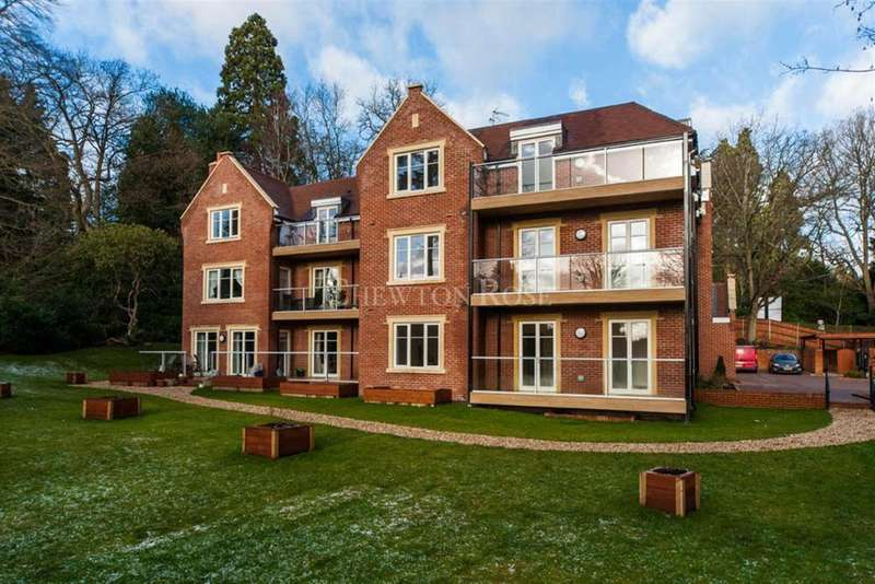 2 Bedrooms Flat for sale in Ascot Corner, Wells Lane, Ascot