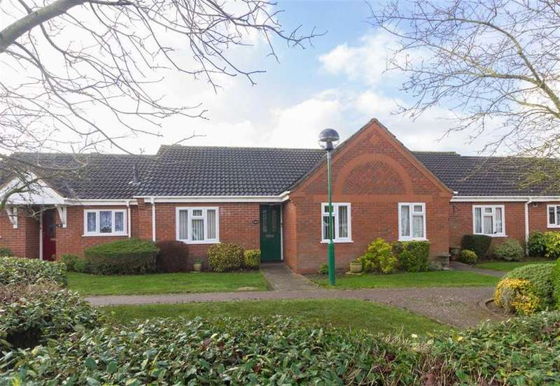 2 Bedrooms Semi Detached Bungalow for sale in Sutton Close, Quorn, LE12
