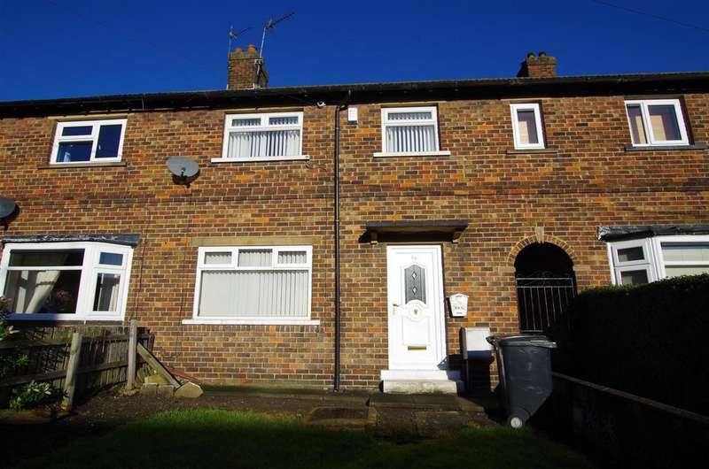 3 Bedrooms House for sale in The Crescent, Holywell Green, Halifax