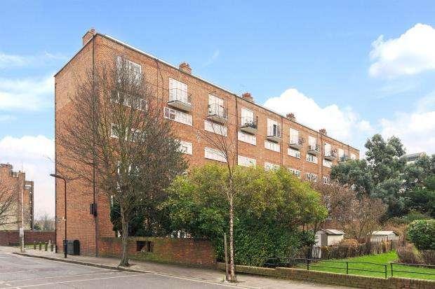 3 Bedrooms Flat for sale in Wimbourne Street, Islington, London, N1