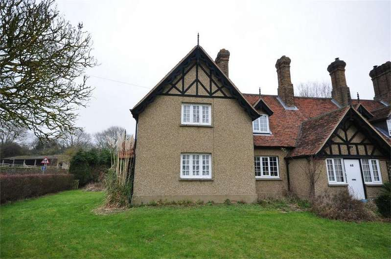 2 Bedrooms End Of Terrace House for sale in 66 Eastwick, Eastwick, Nr Harlow
