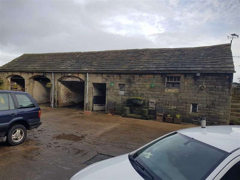 2 Bedrooms Barn Conversion Character Property for sale in Rear Of Townend Farm, Townend Lane, Deepcar, S36