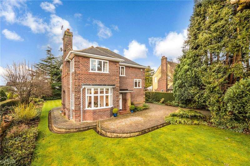 4 Bedrooms Unique Property for sale in Spofforth Hill, Wetherby, West Yorkshire