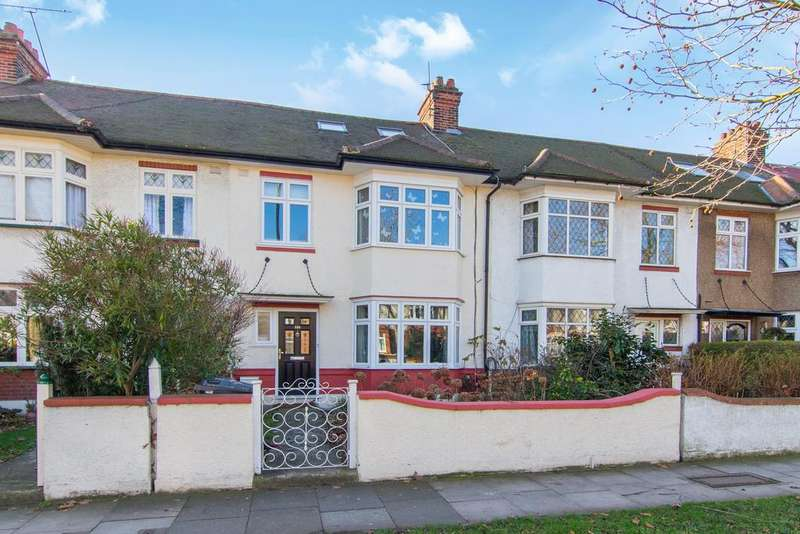 4 Bedrooms House for sale in Boston Manor Road, Brentford