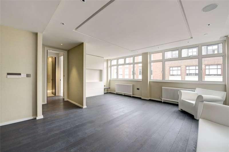 2 Bedrooms Flat for sale in Margaret Street, Fitzrovia, London, W1W