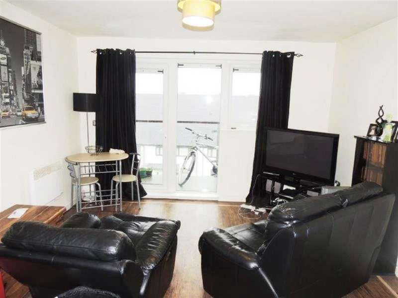 1 Bedroom Flat for sale in Old Mill Wharf, Droylsden, Manchester
