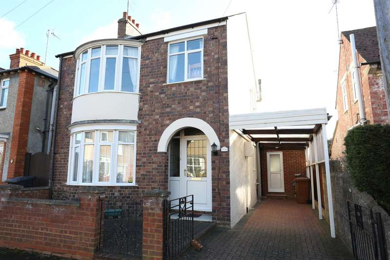 3 Bedrooms Detached House for sale in Roberts Street, Wellingborough