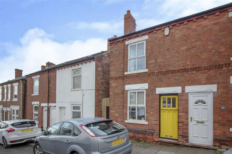2 Bedrooms Semi Detached House for sale in Lawrence Street, Stapleford, Nottingham
