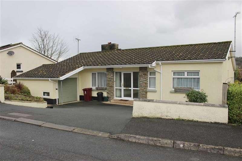 3 Bedrooms Detached Bungalow for sale in Whitlow, Saundersfoot